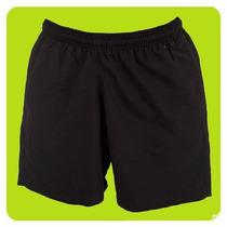 Short Bermudas Microfibra Tenis Padel Futbol Running Escolar