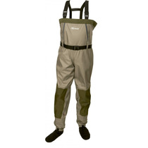 Wader Respirable Kunnan Wrk1090 Con Pie Tipo Media Neoprene