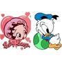Vectores Bebes De Disney Y Betty Boop Serigrafia Sublimacion