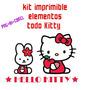 Kit Imprim.kitty ¡todo Para Armar! Adaptable A Todos Los Kit