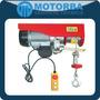 Aparejo Electrico Bta 100/200kg (12 Metros)