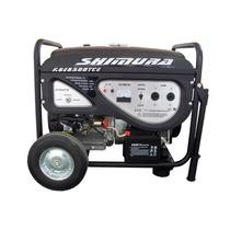 Grupo Electrogeno Generador A. Electrico Kge6500tce Shimura