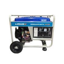 Grupo Electrogeno Generador 6000w Logus Monofasico Electrico