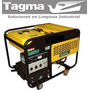 Grupo Electrogeno Generador Niwa Gnw73 380v-7000w-arr Elect