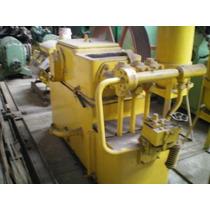 Bomba Hidraulica Triple ,ex Prensa Extrusora,alta Presion