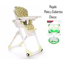 Silla De Comer Para Bebé Infanti Joie By Mimzy Reclinable