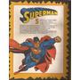 Album Figuritas Superman - Cromy 2006