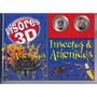 Libro Visores 3d Insectos & Aracnidos / Zona Devoto