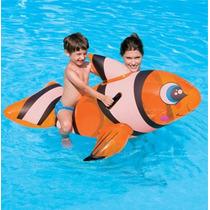 Flotador Inflable Pez Payaso Tipo Nemo Bestway - Toysdepot