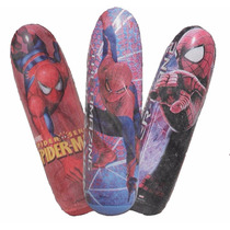 Involcable Inflable Puching Princesas Hombre Araña Infantil