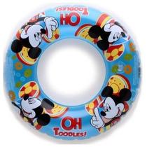 Divertido Salvavidas Mickey Mouse Vulcanita