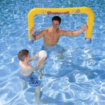 Set De Juego Water Polo Inflable