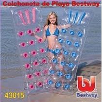 Pileta Playa Colchoneta Playa 188x71cm 43015 Bestway