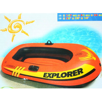 Bote Inflable Intex Explorer 100