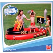 Piscina De Juegos Piratas