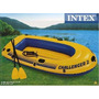 Bote Inflable Intex Challenger 2 Para 2 Personas