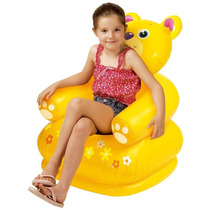 Sillon Inflable Osito + Inflador, Imperdible!