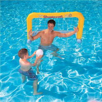 Set Juego Water Polo Inflable Bestway