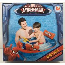 Bote Spider Man Con Volante 112x71