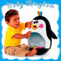Muñeco Infantil Pingüino Fisher Price Inflable Involcable