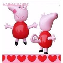 Inflable De Peppa Pig