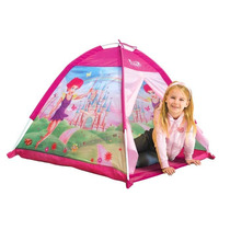 Carpa Castillo Niñas Casita Iplay Facil Armado En Minutos