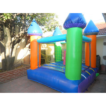 Castillo Inflable Con Turbina Oferta De Fabrica Imperdible