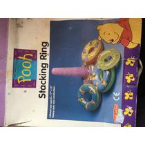Winnie Pooh - Aros Inflables - Apilando
