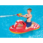 Moto Agua Inflable Y Pistola Lanza Agua Bestway 41071 Pileta