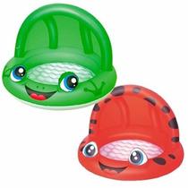 Pileta Pelotero Inflable Intantil Bebes Techo Baby Shopping