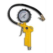 Pistola Inflar Y Calibrar C/manómetro Para Neumaticos Mota