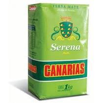 Yerba Uruguaya Canarias Serena Entrega S/costo Caba
