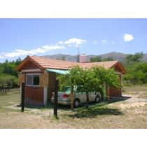 Cabañas Cortaderas Merlo San Luis $580