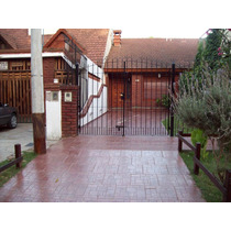Alquiler San Bernardo Casa Duplex 6 P/parque Jardin Parrilla
