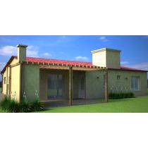 Vendo Casa A Estrenar En Haras Santa Maria Con Pileta