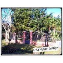 Alquilo Casa Quinta Villa Elisa