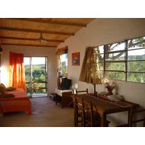 Alquilo Cabaña Con Excelente Vista A Las Sierras Y Rio