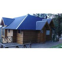 Cabaña En S Martin De Los Andes.temp.invierno. Los Riscos