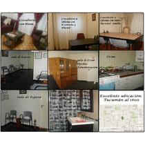 Alquiler Oficinas Y Consultorios Tribunales - San Nicolás