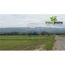 Vendo Lotes Bº Altos De Villa Juana - Alta Gracia