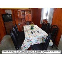 Casa/departamento 3 Ambientes 8 Perso 1 Cuadra Mar 7 Centro