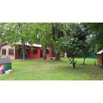 Casa Quinta Pileta/quincho/parrilla/cancha Futbol/