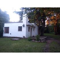 Casa/sierra De La Ventana/cap.6 Personas,quincho,amueblada.