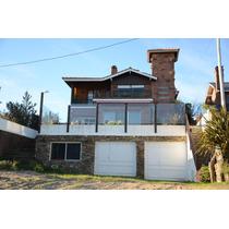 Alquiler Pinamar Casa En Playa Al Mar C/servicios Para 6 Pax