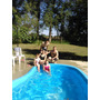 Casa Quinta Zarate X Dia Finde Sem.mes P/7 Wifi.aacond Futbo