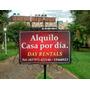 Alquiler X Dia En Cataratas - Puerto Iguazu - P/ 6 Personas