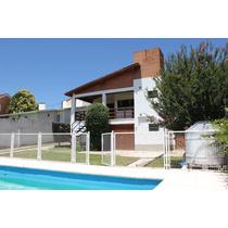 Casa Pileta Carlos Paz Centrico Aa/cc Alquiler Temporario