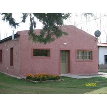 Cabaña En San Rafael Alquiler Temporario