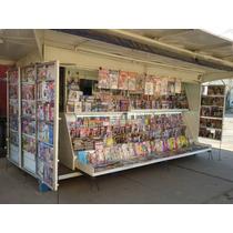 Puesto / Parada De Diarios Y Revistas