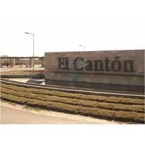 Vendo Excelente Lote A La Laguna - El Canton - Barrio Norte